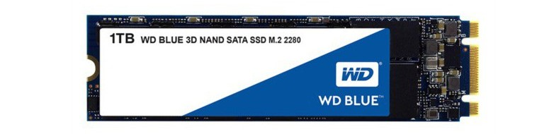 Hard disk SSD Western Digital
